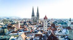Paris Skyline, Travel, Pictures, Regensburg, Viajes, Destinations, Traveling, Trips, Tourism