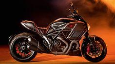 Ducati ukázal apokalyptickou verzi motorky Diavel Diesel