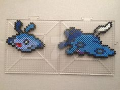 #226, #458 Mantine and Mantyke Perlers by TehMorrison on DeviantArt