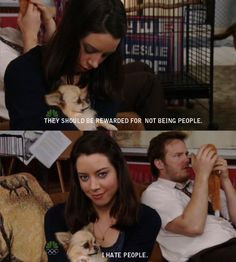 April Ludgate, Parks and Rec @Mackenzie Molzhon C. your life in words