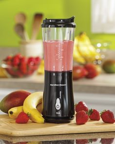 We hope that our Hamilton Beach single serve blender review has helped you to find the perfect blending tool. -- You can find out more details at the link of the image. #HouseholdBlenders