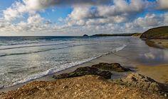 Perrenporth a Beach, Cornwall Cornwall, Beach, Water, Outdoor, Gripe Water, Outdoors, The Beach, Beaches, Outdoor Games
