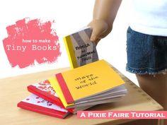 dollsiz book, craft tutorials, american girl