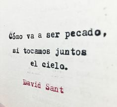 Poetry Quotes, Words Quotes, Wise Words, Sayings, Top Quotes, Life Quotes, Love Phrases, More Than Words, Spanish Quotes