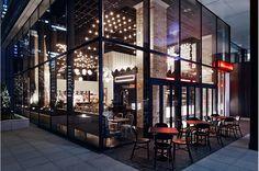 「マリオットホテル東京」にある「ラウンジ&ダイニングG」のような施設は評価されそうだ