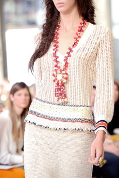 Tory Burch Spring 2013 RTW - Details - Fashion Week - Runway, Fashion Shows and Collections - Vogue