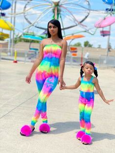 Cute Little Girls Outfits, Swag Outfits For Girls, Mommy And Me Outfits, Family Outfits, Mother Daughter Fashion, Mother Daughter Matching Outfits, Mother Daughters, Future Daughter, Daddy Daughter