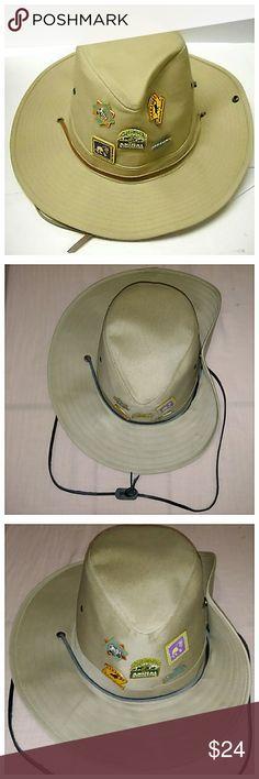 242130b516166 Amazon.com  2pk Kids Safari Hat Sun Protective Zone UPF 50+ Child ...