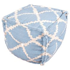 I pinned this Callista Pouf from the Fresh Flatweaves event at Joss and Main!