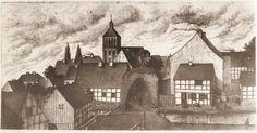 Dramburg - F. Riewe 1842
