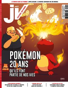 JV#67 - Octobre 2019 (02) Arcade, Movie Posters, Pokemon Games, Mobile Game, Film Poster, Billboard, Film Posters