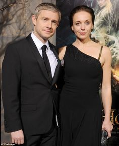 The League of British Artists: Martin Freeman barred from social media by partner...