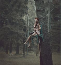 Katerina Plotnikova (1987) - excellent surreal photographer from Russia.