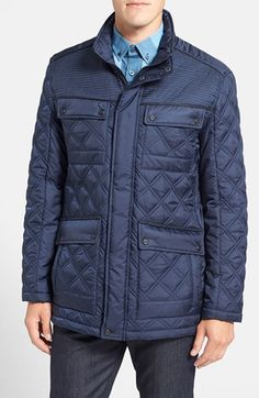 Patton Quilted Jacket On sale :)