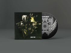 CD Artwork Mockup