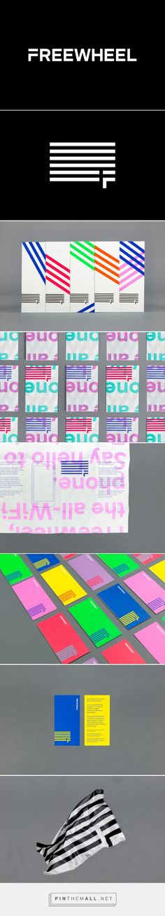 New Brand Identity for Freewheel by Collins — BP&O - created via https://pinthemall.net