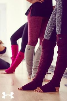 Perfect for pilates, ballet, barre, or every day coziness!:  Shop @ FitnessApparelExpress.com