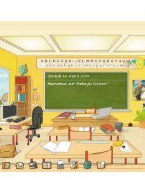 Librairie-Interactive - ENT (Espace Numérique de travail) en primaire