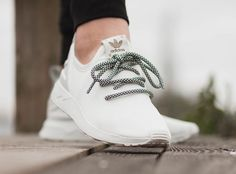 Adidas Zx Flux Adv Virtue White