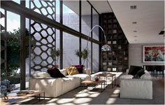 DURALMOND CELOSIA-Gitterelemente von StoneslikeStones für modernes Wohnen