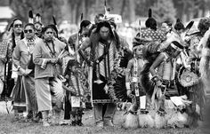 The Omaha Indians powwow at Dodge Park on Sept. 4, 1983. Ran with a festival list on June 17, 1984. THE WORLD-HERALD