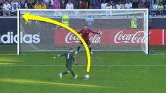 10 Gol Tendangan Penalti Yang Dilakukan Kiper