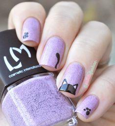 Nailstorming pets - LM cosmetic collection les granites Porrinho - cat nails