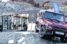 #AMG #G #Mercedesbenz #kitzbühel #hartsteinwerk #offroad #pappas #ski&drive Offroad, Mercedes Benz, Benz G, Skiing, G Class, Off Road, Ski