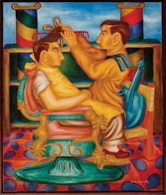 By Cuban artist Cundo Bermudez