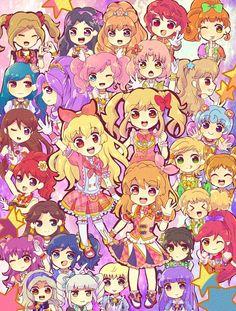 Tags: Anime, Pixiv Id 8704130, Aikatsu!, Aikatsu Stars!, Arisugawa Otome, Natsuki Mikuru, Daichi Nono