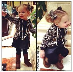 Leopard blazer- and other unique pieces available at Little Trendsetter. www.littletrendsetter.com Fashion Kids!