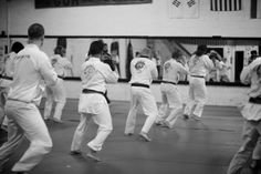 Reflections on Martial Arts Preparation