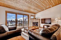 Beautiful Grand Lake Condo W/Wifi, Gas Fireplace, Huge Private Deck U0026  Panoramic Views   Easy Access To Skiing, Hiking, Lake Granby U0026 Rocky  Mountain Natu0027l ...