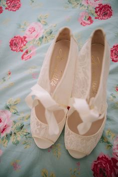 Bohemian Outdoor Tipi Wedding Ribbon Lace Shoes Bride  http://www.sarahjanesphotography.co.uk/
