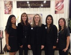 Smiles By Dr. Cook Team! Dr. Nicol R. Cook, DDS  and her Team~San Diego,CA Cosmetic Dentist. Poway, Ca  Dentist, Provides Cosmetic Dentistry, Smile Makeovers, Porcelain Veneers, Teeth Whitening. Call today for an appointment (858) 673-0141 or visit us at www.smilesbydrcook.com Veneers Teeth, Porcelain Veneers, Cosmetic Dentistry, Teeth Whitening, San Diego, Cosmetics, Cook, Smile, Tooth Bleaching