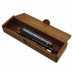 Oak Village - Oak Pencil Box