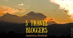 3 Travel Bloggers on the road!