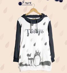 My Neighbor Totoro hoodie Free shipping