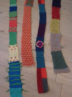 scarves, styling by INGE, INGEVILT.NL
