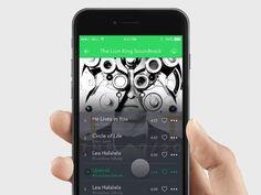 Refresh Mobile Effect by Michał Jarosz