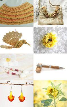 Happy Sunny Halloween!!! by Asta on Etsy--Pinned with TreasuryPin.com