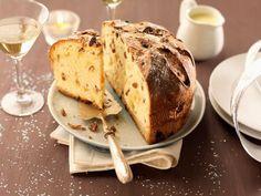 Panettone mit Trockenfrüchten ist ein Rezept mit frischen Zutaten aus der Kategorie Gebäck. Probieren Sie dieses und weitere Rezepte von EAT SMARTER!