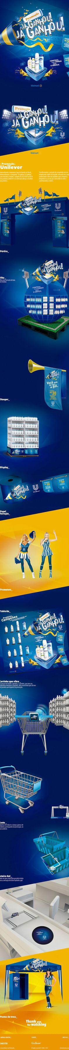 Promoção // Unilever
