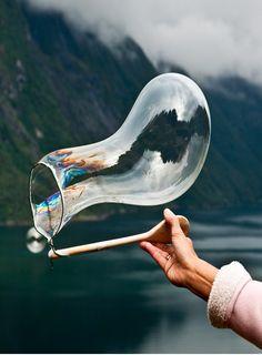 bubbles are beautiful