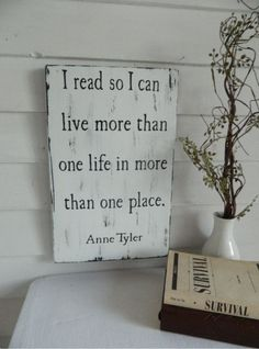 Reading gives additional lives in additional places