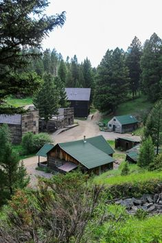 The Beauty of Garnet Ghost Town, Montana - Missoula, Montana