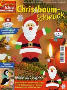Creativ Idee - Christbaum schmuck - Muscaria Amanita - Picasa Webalbumok