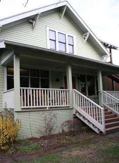 Bluebird Guest House on Division in Portland! Right by Pok Pok. Rooms are a total steal at $50 – $100 / night.