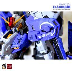 模型・プラモデル投稿コミュニティ【MG-モデラーズギャラリー】ガンプラ|AFV|ジオラマ| - MSA-0011(Ext) Ex-S Gundam