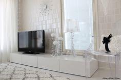 Black&White Living room - Home White Home -blog